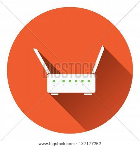 Wi-fi Router Icon