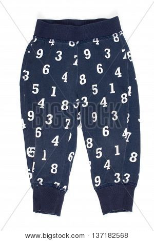 Children's Sports Pants
