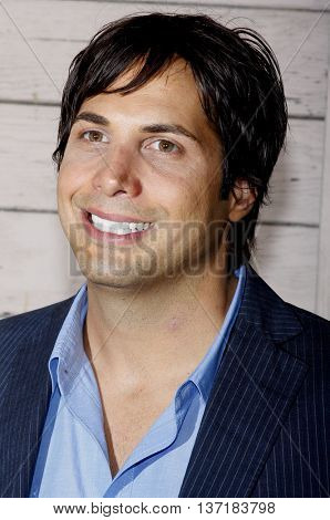 Joe Francis at the Maxim's 2008 Hot 100 Party held at the Paramount Studios in Hollywood, USA on May 21, 2008.