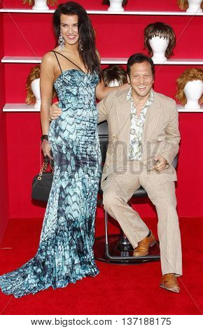 Rob Schneider at the World premiere of 'You Don't Mess With The Zohan' held at the Grauman's Chinese Theater in Hollywood, USA on May 28, 2008.