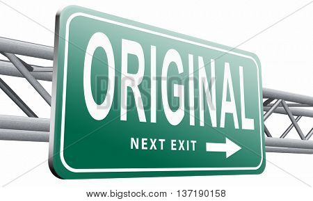 Original and authentic, premium top quality product guaranteed. Custom build or made customized handcraft hand crafted, road sign billboard,isolated, on white background.3D illustration