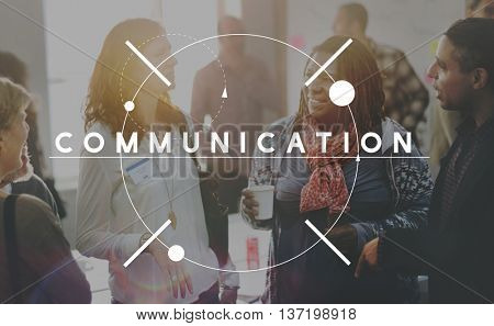 Communication Dialog Discussion Information Concepta