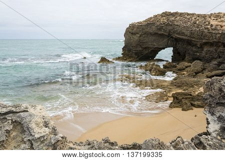 Arched Rock Formation, Robe, South Australia