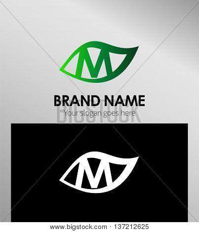 Letter m logo icon Letter m logo icon