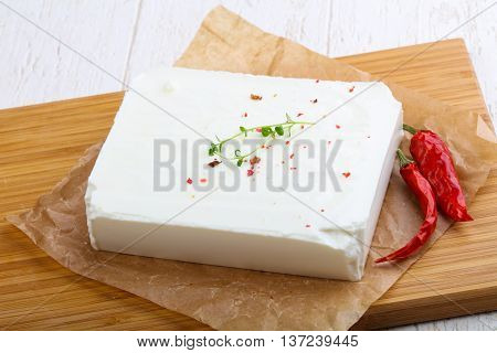 Feta Brick Cheese