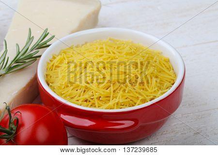 Raw Pasta - Vermicelli