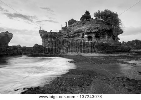 Holiday in Bali, Indonesia - Tanah Lot Temple