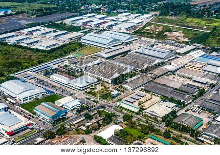 Land Development Industrial Estate Construction structure growth