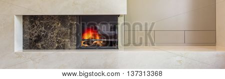 Fireplace Is A Heart Of Home