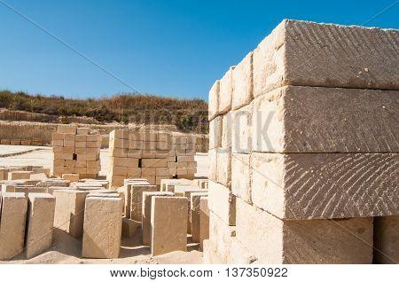 Tufa Blocks