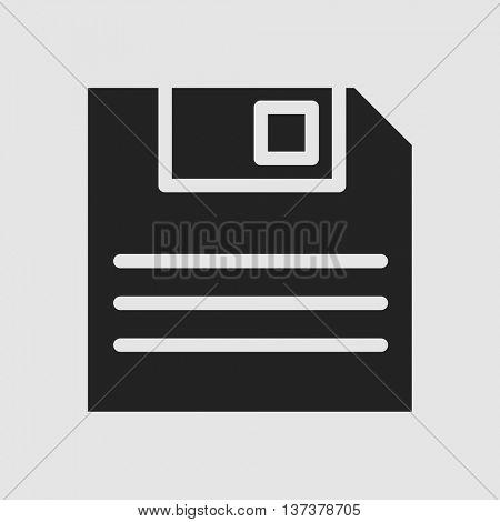 A floppy disc icon