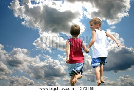 Boys Running To Heaven