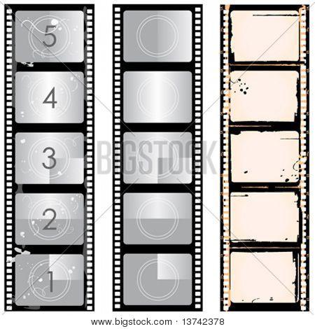 vector de la película