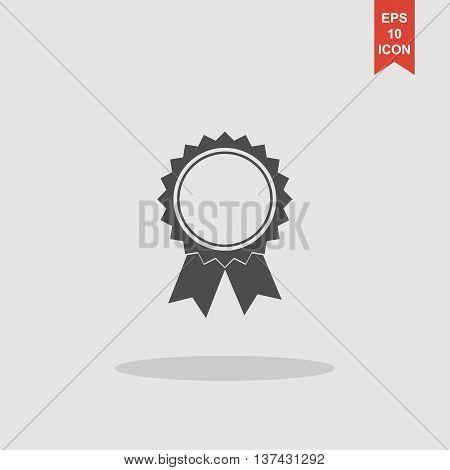 Vector Medallion Icon