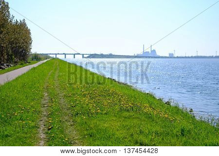The Road Along The Bay