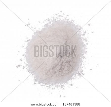 Pinch Of Salt Isolated