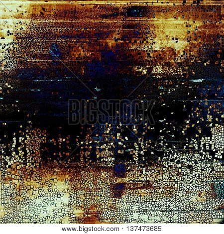 Digitally designed background or texture for retro style frame. With different color patterns: yellow (beige); brown; blue; red (orange); black; white