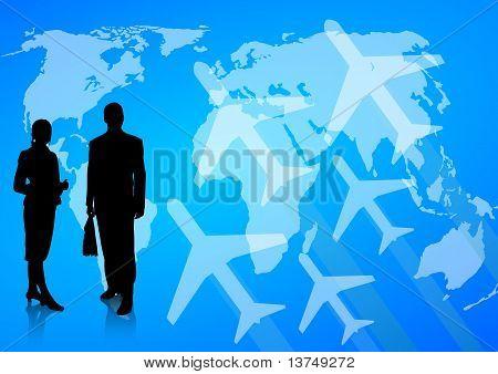 international communication background