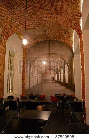Vilvoorde Brussels Belgium Lodge Cellar Former Prison
