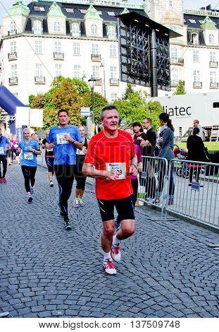 Oslo Marathon, Norway