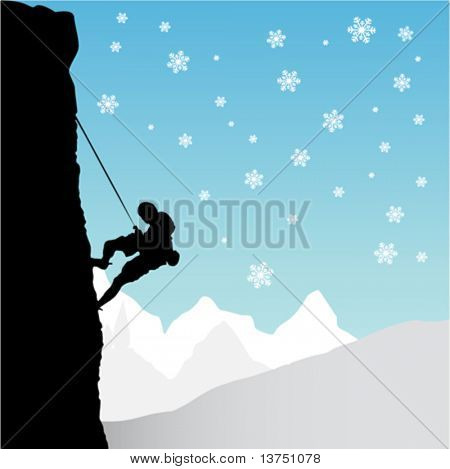 climber, mountaineer