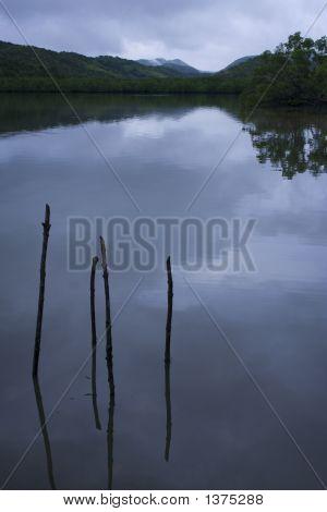 Four Sticks