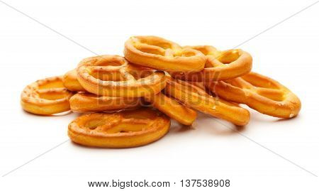 Small Salty Pretzels