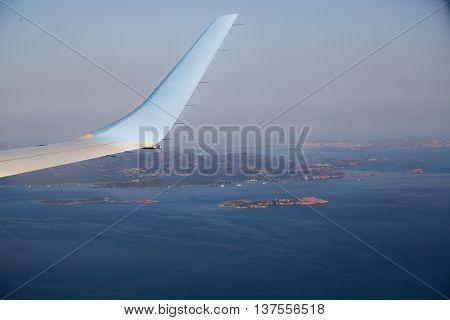 Sardinia Aereal View