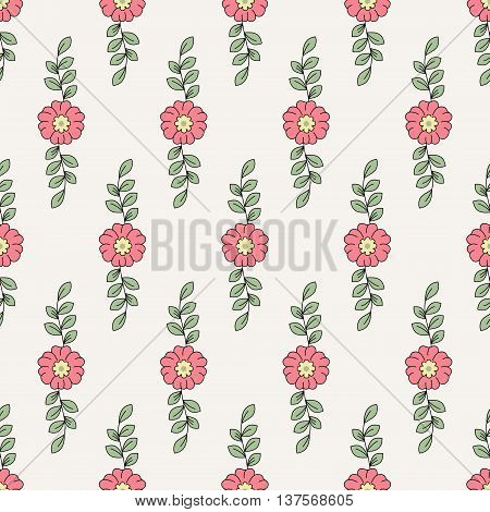 Seamless oriental pattern. This is file of EPS10 format.