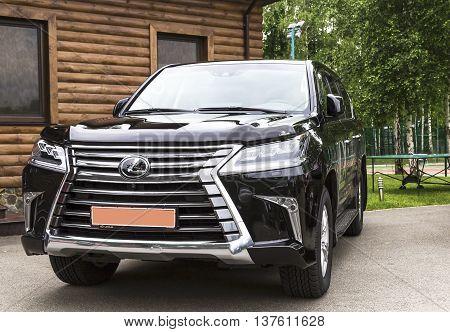 New Black Lexus