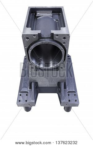 CNC machining center Horizontal Machining CenterProduction parts