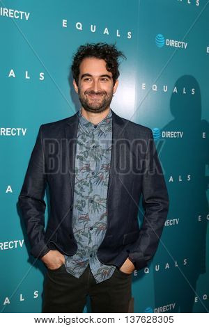 LOS ANGELES - JUL 7:  Jay Duplass at the Equals LA Premiere at the ArcLight Hollywood on July 7, 2016 in Los Angeles, CA