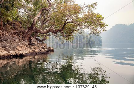 Lake Ba Be, Cao Bang, Vietnam, national biosphere