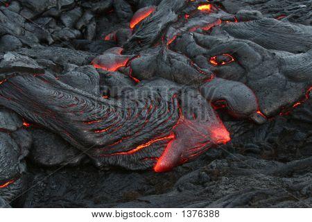 Fiery Glow