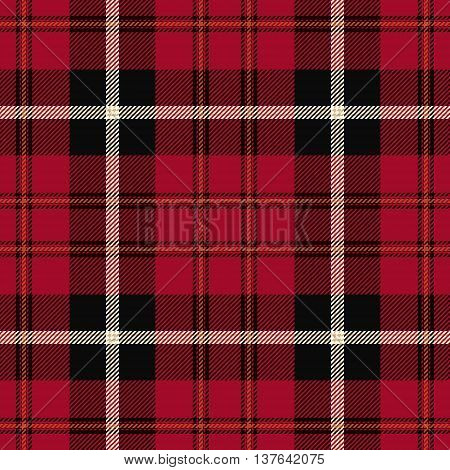 Seamless tartan pattern. Lumberjack flannel shirt inspired. Trendy tartan hipster style backgrounds. Suitable for decorative paper fashion design home and handmade crafts.Vector illustration