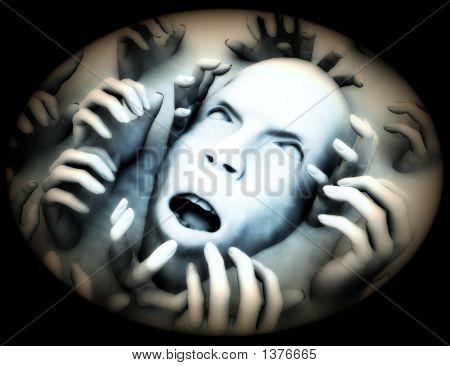 Scary Head