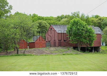 19th Century Barn in New York State