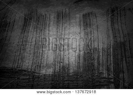 dark wall texture grunge scratch finger dark tone horror halloween concept