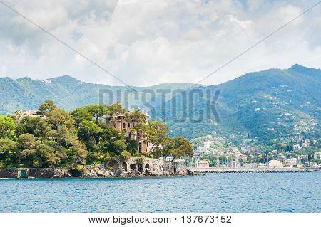 Rapallo, Ligurian Coast, Italy