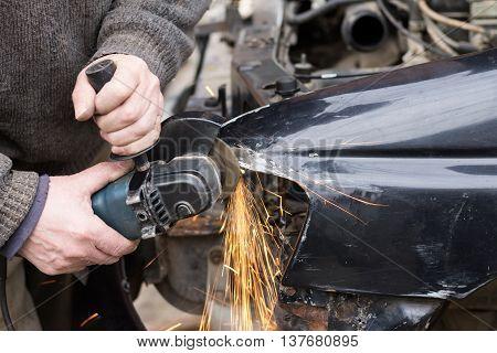 Car Repair After Crash