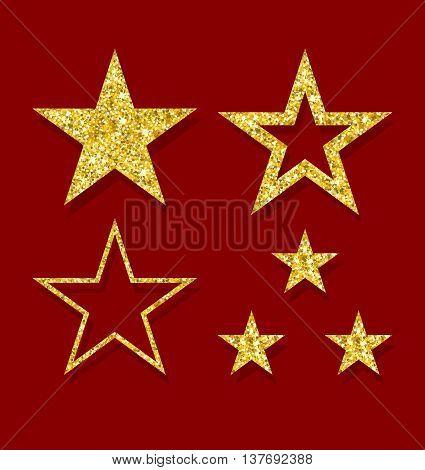Golden Figure Stars