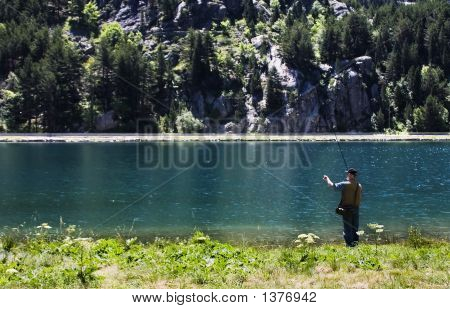 Elder Fisherman