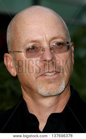 John Dahl at the Los Angeles premiere of 'You Kill Me' held at the Universal Citywalk in Hollywood, USA on June 10, 2007.