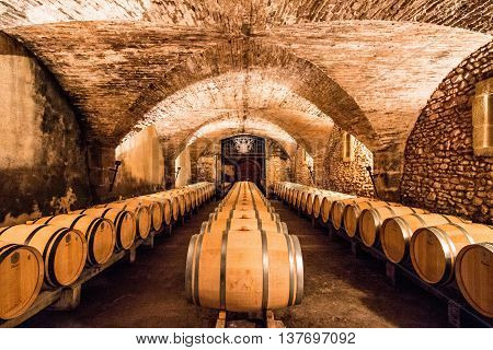 Winery In France