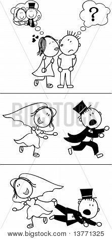 runaway groom