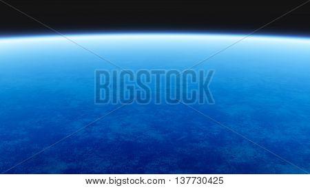 Ocean At Planet