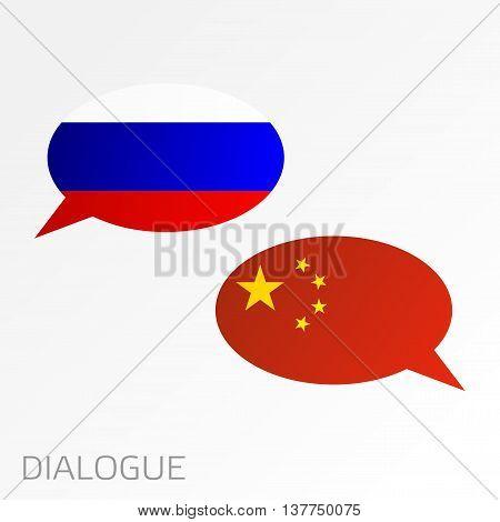 Dialogue Between Russia And China