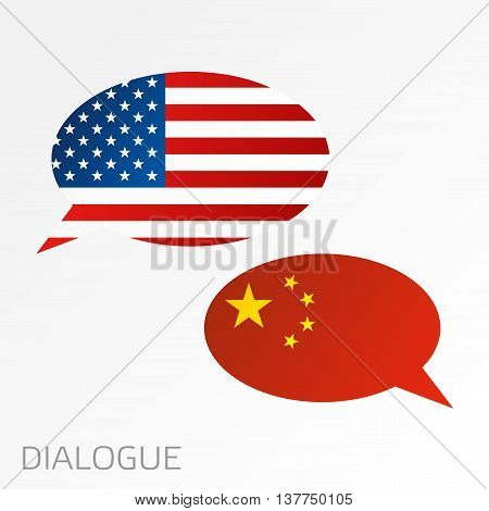 Dialogue Between Usa And China