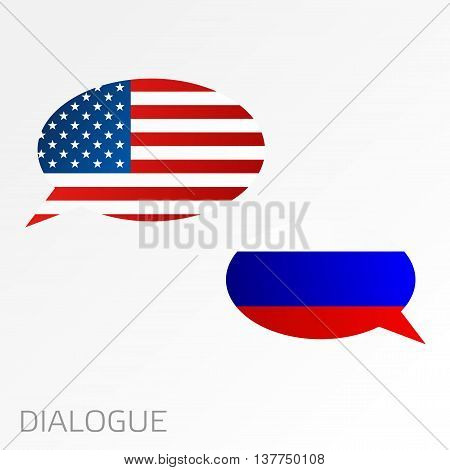 Dialogue Between Usa And Russia