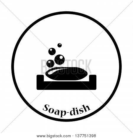 Soap-dish Icon